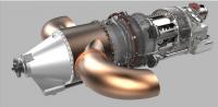 UTD-T660涡轮桨航空发动机