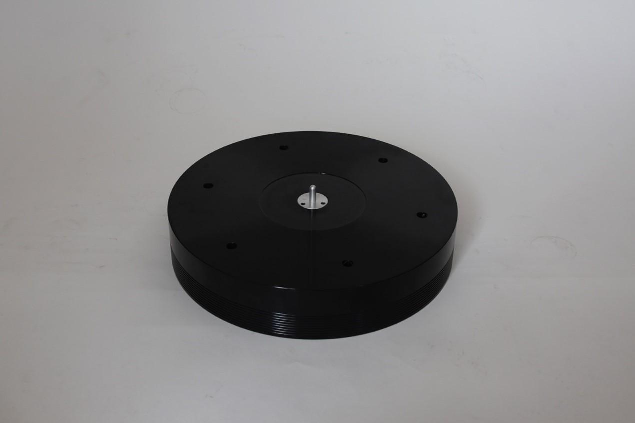 DIY用铝合金转盘加磁浮轴承